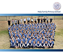 Holy Family Primary School, Luddenham