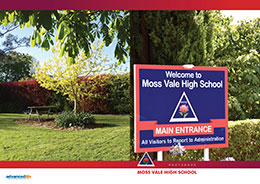 Moss Vale High School