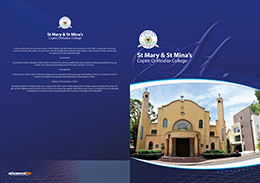 St Mary & St Mina's Coptic Orthodox College